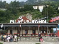 Bergbahn  Pilatus