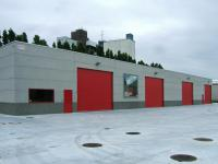 Vertrekplaats met overdekte garage De Globetrotter Deinze