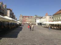 gezellig plein - Poznan