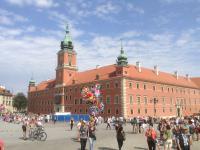 Paleis - Warschau