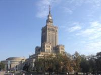 parlementsgebouw - Polen Warschau