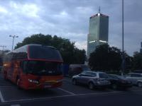 Hotel Marriot - Warschau