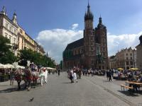 Gezellig centrum - Krakau